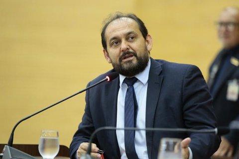 Presidente Laerte Gomes critica preciosismo do Detran em antecipar mudança das placas para o modelo Mercosul