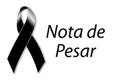 Nota de Pesar da Associação de Imprena de Rondônia-Airon