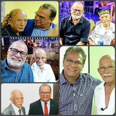 Descanse em paz meu amigo Euro Tourinho