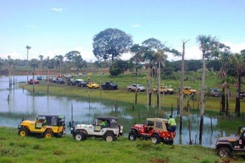 Jeep Clube realiza Trilha da Solidariedade