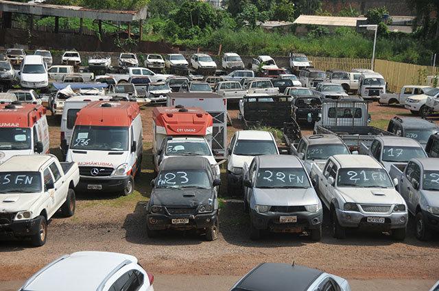 Prefeitura de Porto Velho realiza leilão de veículos e equipamentos - Gente de Opinião