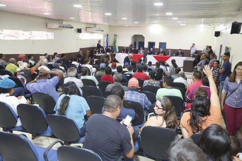 CPI da Energisa ouve relatos que há pessoas passando fome em Guajará-Mirim devido a aumento em contas