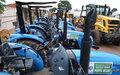 Semagric recebe máquinas e equipamentos para trabalhar na área rural de Porto Velho