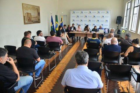 Prefeitura de Porto Velho inicia credenciamento de empresa interessada em operar o setor