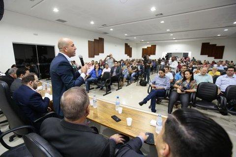 Em Ariquemes, mais relatos de abusos e de cobranças indevidas são levados à CPI da Energisa
