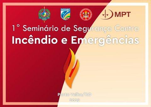 Fecomércio apoia Seminário Contra Incêndio e Emergências realizado pelo corpo de bombeiros