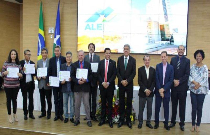 Fecomércio recebe Voto de Louvor pelos 36 anos de atuação em Rondônia