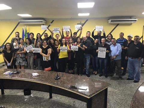 Vereadora Cristiane Lopes e SINJOR realizam evento sobre medida que extingue registro profissional