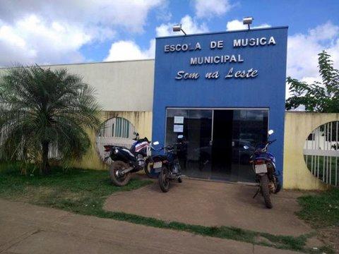 Prefeitura de Porto Velho abre novas vagas para Escola de Música Som na Leste