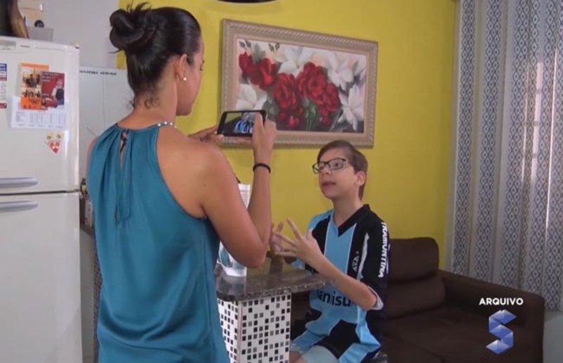 Você ajuda o garoto Guilhermo e ainda pode ganhar uma camisa oficial do grêmio