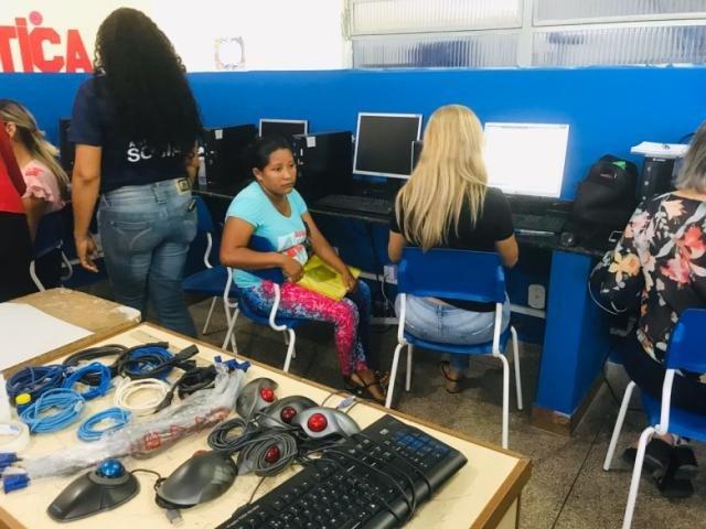 Porto Velho - Crianças e adolescentes venezuelanos são matriculadas na rede municipal de ensino - Gente de Opinião