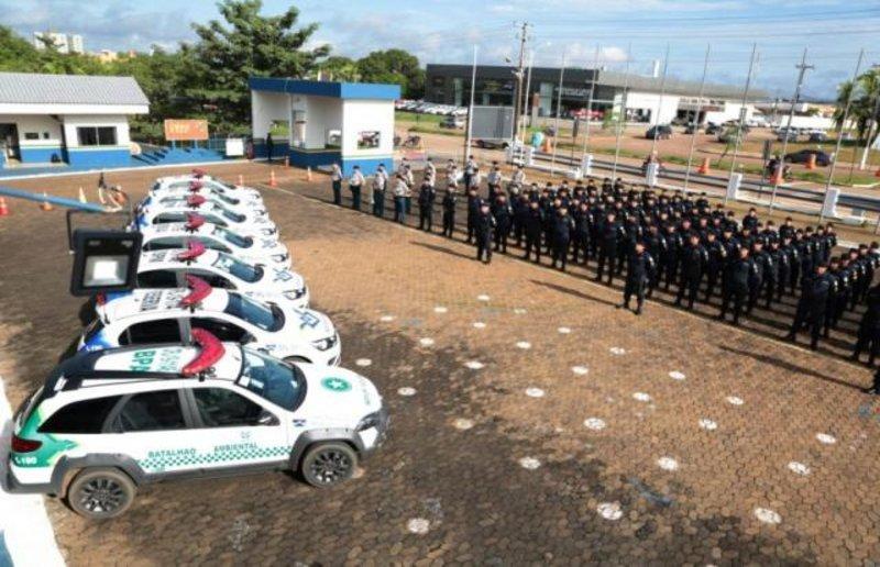 Polícia Militar de Rondônia monta estratégia para desencadear a Operação Fim de Ano Seguro, com reforço do efetivo