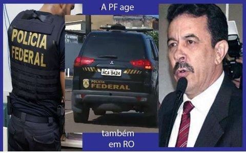 Operação da PF na ALE seria a prisão do ex presidente Carlão de Oliveira + Nazif: ataques á Aneel e Energisa + Para Mosquini, foi uma vitória