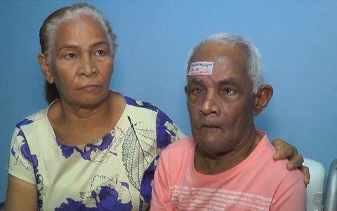 Paciente surdo e mudo passa por cirurgia de catarata em Porto Velho