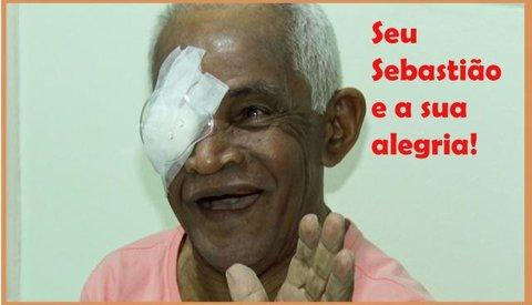O milagre de voltar a enxergar + Tiradentes pode custar caro! + Novo Hospital: sistema BTS deve vencer