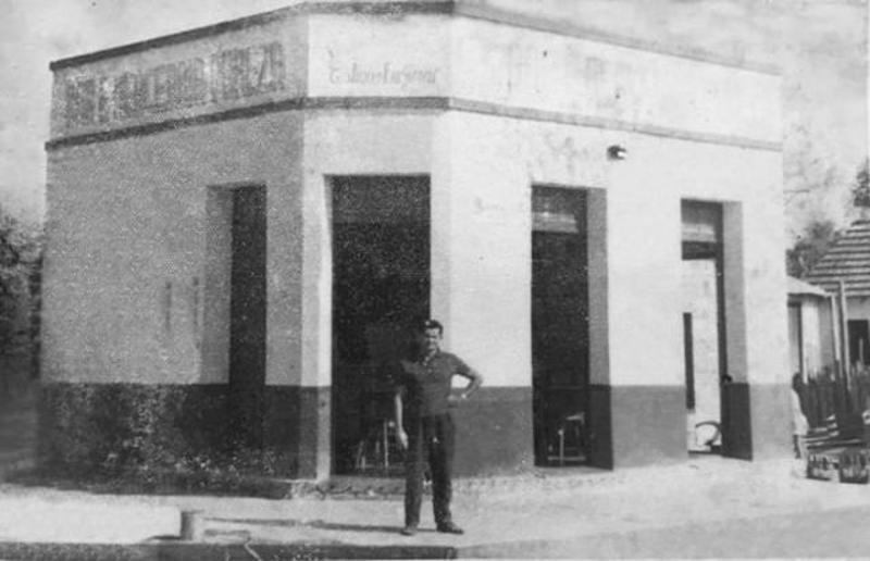 Bar Pureza, nas décadas de 60 e 70