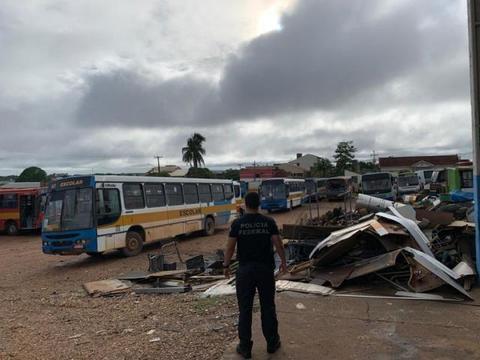 Polícia Federal faz operação contra fraude de mais de R$ 17 milhões na educação em Ji Paraná