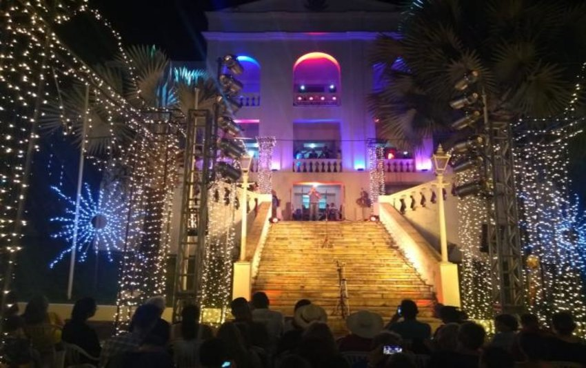 Viaja Mais Servidor + Cantatas e espetáculos de dança na inauguração da iluminação do Museu da Memória Rondoniense