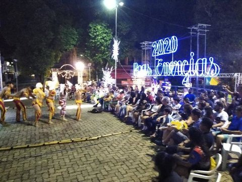 Porto Velho: apresentações culturais na Praça Getúlio Vargas são opções de lazer nesse fim de semana