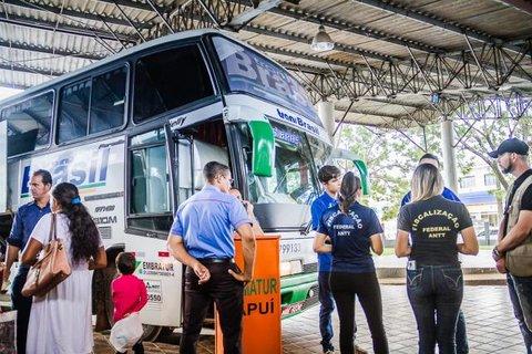 Idosos e Deficientes: Agência Reguladora explica gratuidade e acessibilidade ao transporte intermunicipal de passageiros