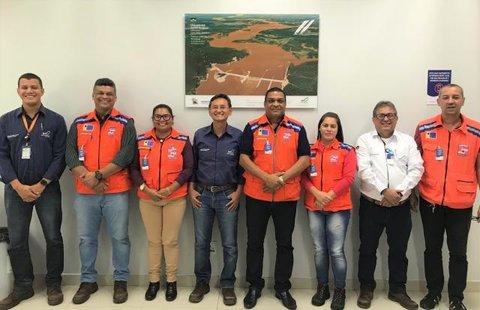 Santo Antônio Energia reafirma parceria com a Defesa Civil
