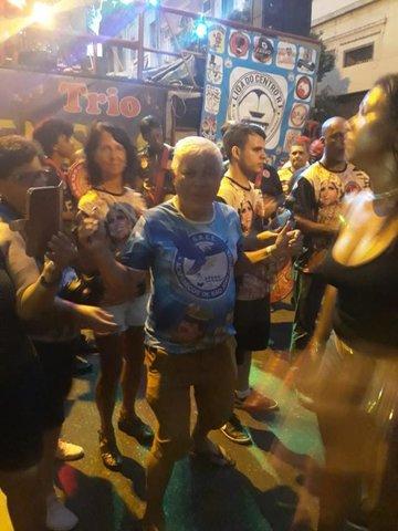 Lenha na Fogueira + Carnaval no Rio de Janeiro começou domingo - Gente de Opinião