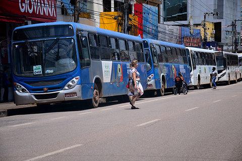 DECISÃO - Justiça do Trabalho determina o retorno das atividades do transporte coletivo em Porto Velho em percentuais mínimos