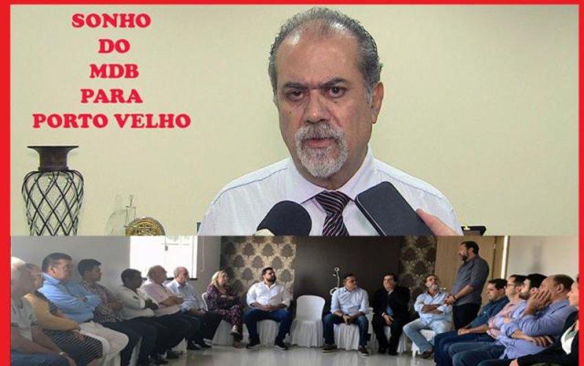 MDB espera por seu candidato dos sonhos + Enrocamento da EFMM sob risco + Energisa: TJ quer ouvir governo e Ale