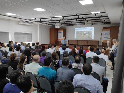 Projeto LIDER discute desenvolvimento regional em seu quinto encontro