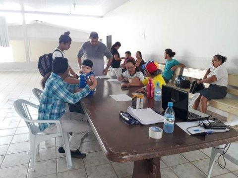 Semana de acolhimento atende 151 estrangeiros em Ji-Paraná