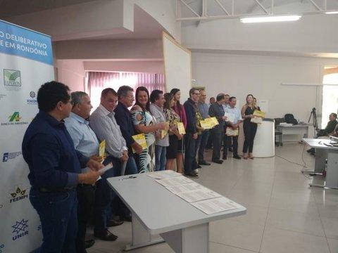 Sebrae reconhece municípios que contribuem para Educação Empreendedora