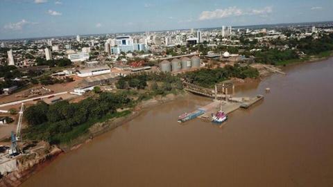 105 anos de instalação de Porto Velho, sua formação se deu no rio Madeira