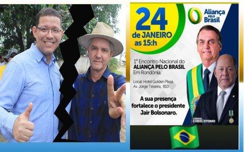 Bolsonaro participa criação do Aliança + O trágico exemplo da dona Cleomar + Ex secretário condenado e preso