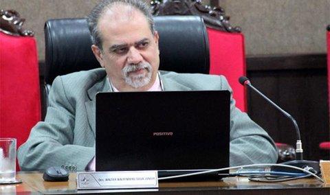 Desembargador Walter Waltemberg pode ser o candidato do MDB a prefeito de Porto Velho