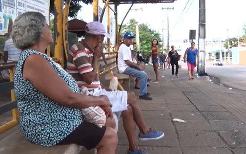 Redução de ônibus dificulta a vida de quem depende do transporte público em Porto Velho