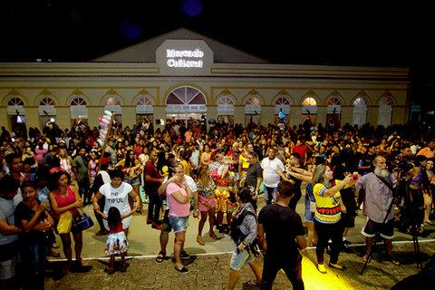 Festa de 105 anos de Porto Velho lota parcialmente o Mercado Cultural + Lenha na Fogueira