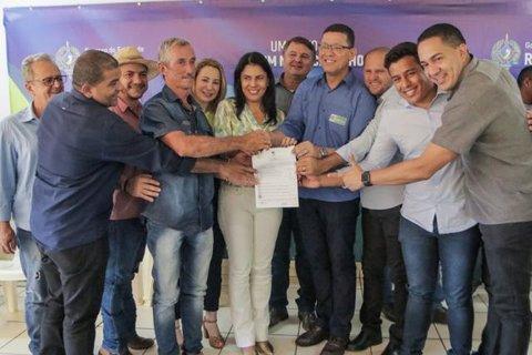 Deputado Cirone Deiró destaca compromisso do governador Marcos Rocha com desenvolvimento dos municípios