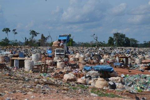 Porto Velho é um exemplo do descaso quando o assunto é saneamento básico