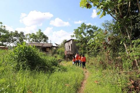 Defesa Civil de Porto Velho evita ocupações de risco com demolição de casas abandonadas