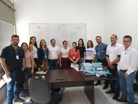 Núcleo de colaboradores e gestores se reúne com o Sebrae em Cacoal