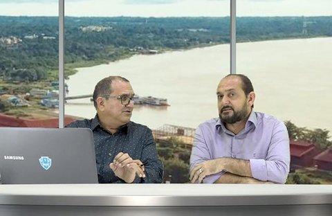 Presidente Laerte Gomes anuncia contratação de 40 concursados e reforma administrativa