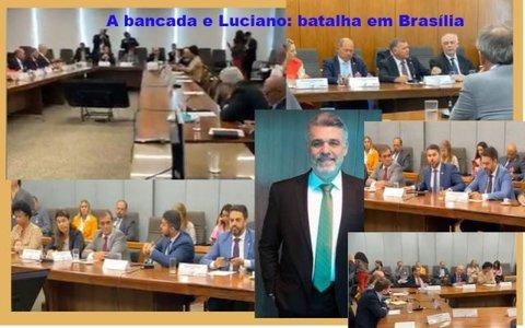 Rondonienses pressionam Bolsonaro para apressar transposição + Teixeirão: reconhecimento nacional