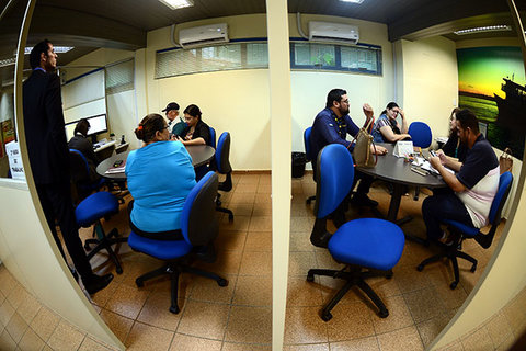Mutirão realiza 190 audiências e movimenta mais de R$ 891 mil em acordos no Cejusc/Porto Velho